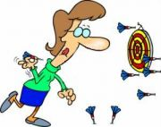 Saturday Afternoon  Fun Darts - 1:00 pm