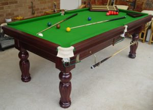 Snooker - Mondays @ 7:00 pm